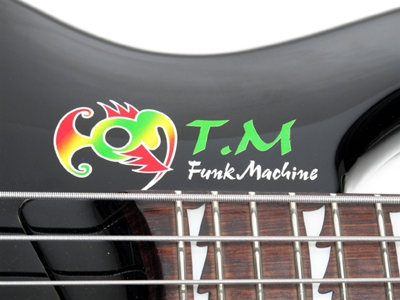 t.m.stevens funk machine