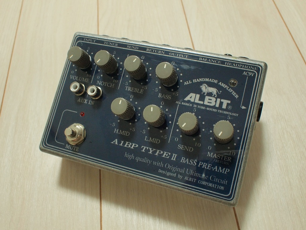 Albit A1BP TYPEⅡ