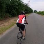 [ロードバイク] 淀川CRで八幡・背割堤まで