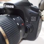 [一眼レフカメラ] Canon EOS 60D 購入!(Kiss X4から乗り換え)