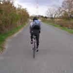 [ロードバイク] 冬の暴風!淀川CRサイクリング!!
