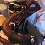 [クロスバイク改造] 初心者によるクロスバイクのドロップハンドル化。(USPS CLASSICO)