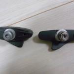 """[ロードバイク] ブレーキシュー交換→""""Shimano 105 R55C3""""へ"""