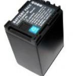 CANON iVIS HF M41 互換バッテリー