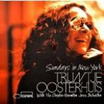 キャンディダルファーも参加!オランダの歌姫トレインチャの快作! Trijntje Oosterhuis / Sundays in New York