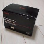 """[カメラレンズ] """"シグマ 17-70mm F2.8-4 DC MACRO OS HSM""""購入!"""