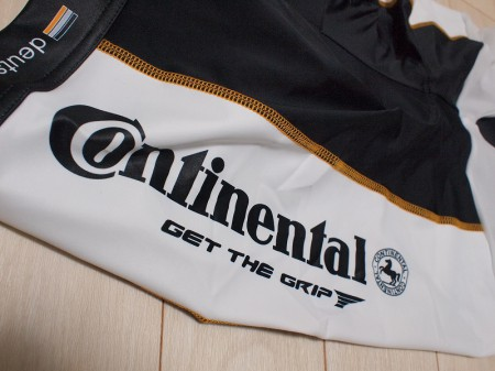 Continental Logo Bib Shorts