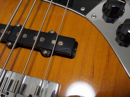 Fender '70s Jazz Bass