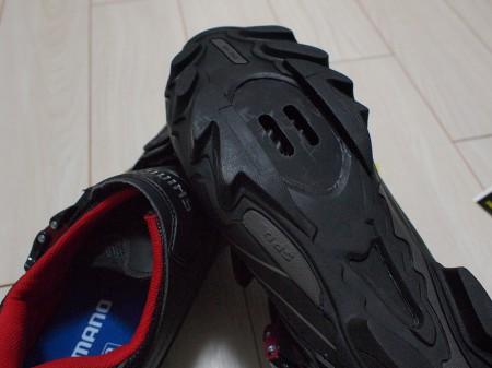 Shimano M087 靴底