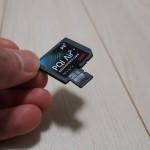 Wi-Fi搭載SDカードアダプタ「PQI AIR CARD」を購入!