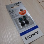 """""""SONY EP-EX11M""""パッケージ"""