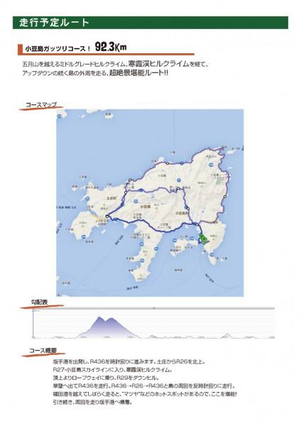 小豆島ルート案
