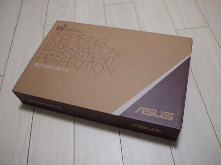 """""""ASUS VivoBook X202E-CT987""""が届いた!"""