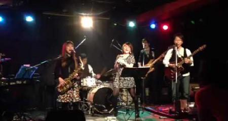 ライブの一幕