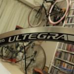 """[ロードバイク] ついに前後輪ともに""""SHIMANO ULTEGRA WH-6700″に換装!"""