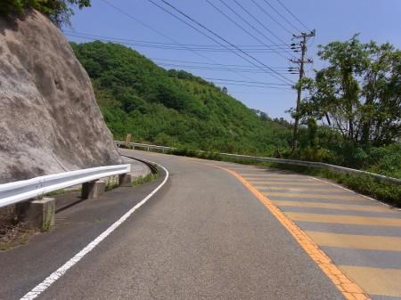 おそるべし県道603号線