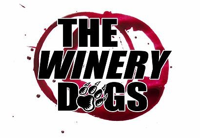 winery dogs バンドロゴ