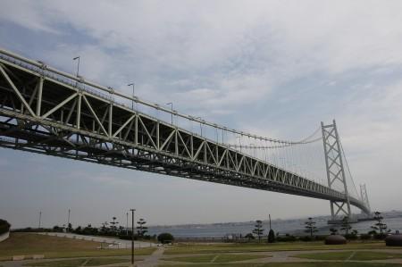 明石海峡大橋!