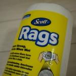 ロードバイクのメンテ・掃除の必需品!? ペーパーウェス「Scott Rags」!