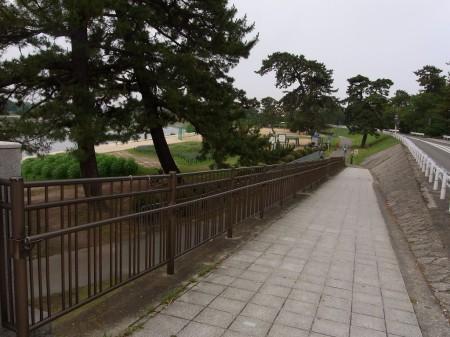 武庫川CRへ