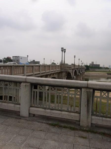 武庫川到着