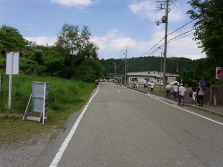 永沢寺は観光客多し