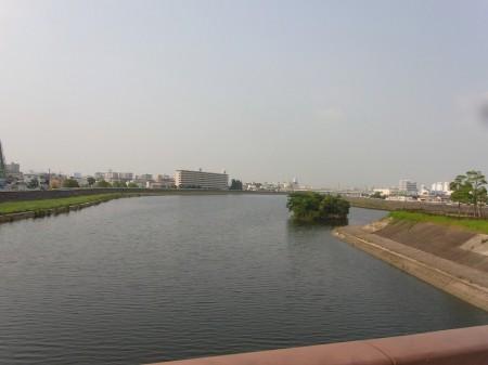 猪名川の下流