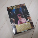 "Sing Like Talking「25周年記念ライブDVD""Amusement Pocket 25/50""」購入!"