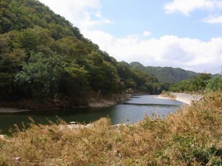 これこそ武庫川!