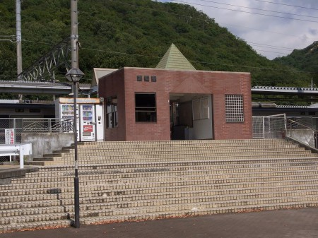 JR道場駅