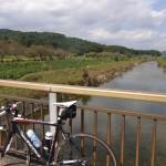 [ロードバイク] 武庫川を遡る!「大阪→道場・三田ツーリング!!」
