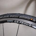 """ロードバイクのタイヤを""""Veloflex Master""""から""""Continental Grand Prix 4000S""""へ"""