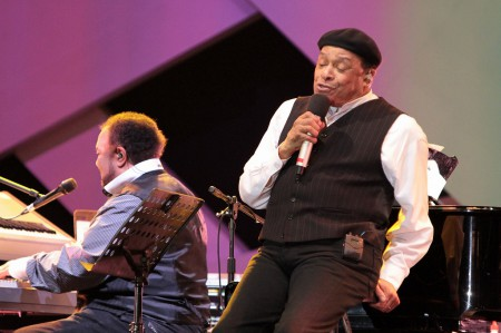 Al Jarreau and George Duke