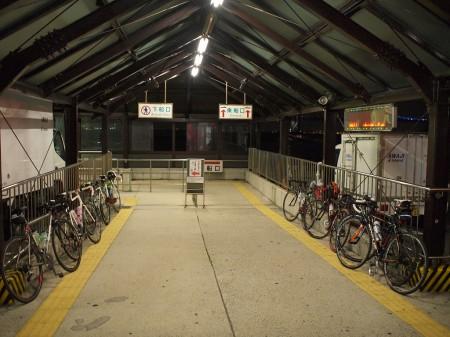 ジェノバは自転車でいっぱい