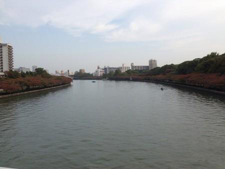 桜ノ宮辺り
