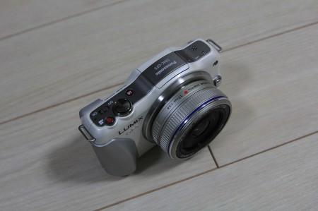 GF5 + 17mm2.8
