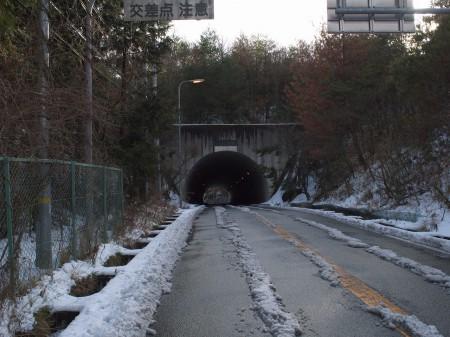 十万辻トンネル