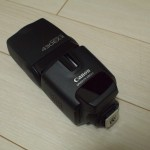 """[デジイチ] 初心者にこそストロボを!""""Canon スピードライト 430EX II"""""""