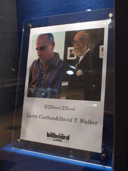 Larry Carlton & David T.Walker
