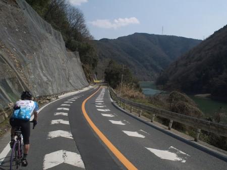 瀬田川を下る