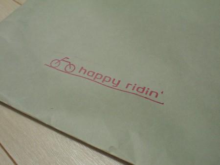 happy ridin'さんにて購入