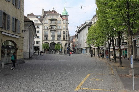 ルツェルン旧市街