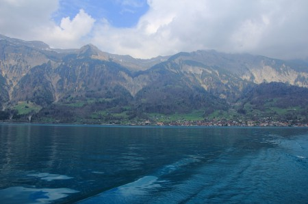 美しいブリエンツ湖