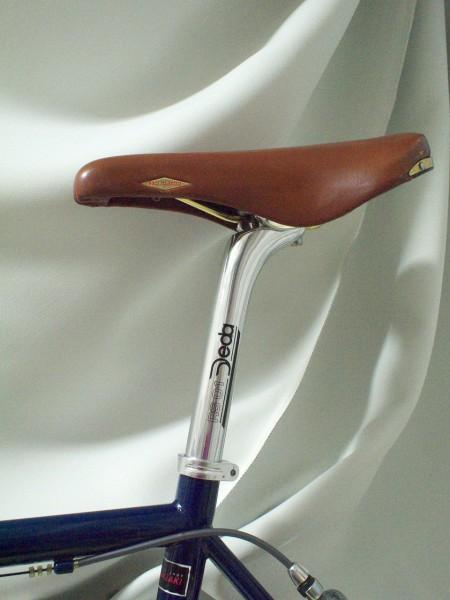 自転車に取り付け