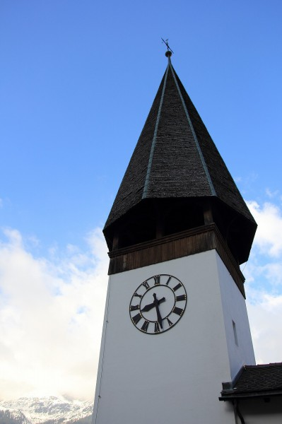 ヴェンゲンの教会