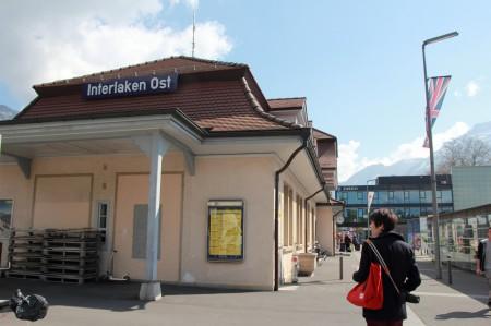インターラーケン駅