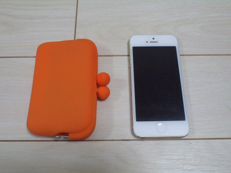 iPhone5との比較