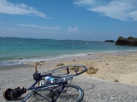 伊仙の海岸