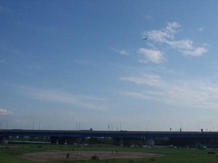 とても良い天気でした