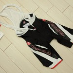 Presto Due Bib Shorts BK/WH